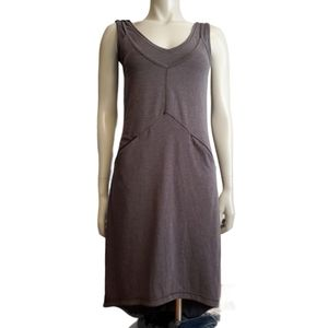 Indygena/Indyeva Heathered Grey Dress Size XS